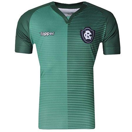 Camisa Remo Goleiro II 2017 Topper Masculina