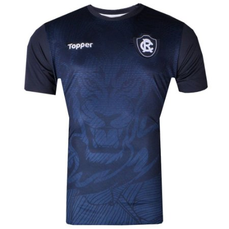 Camisa Remo Aquecimento 2017 Topper Masculina