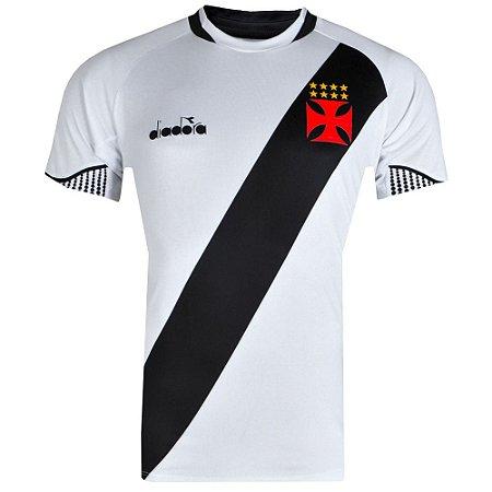 Camisa Vasco II 2018 Diadora Masculina