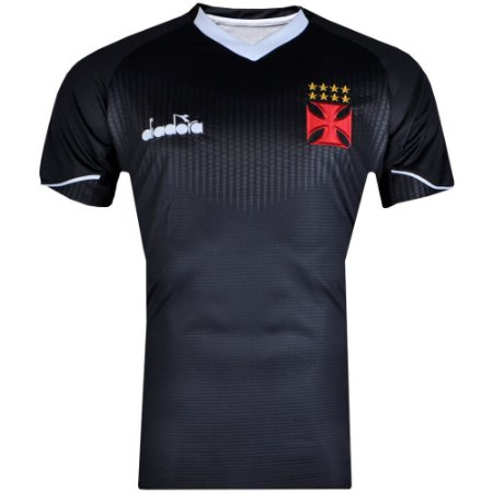 c4afe46506777 Camisa Vasco Gol III Diadora 2018 Masculina