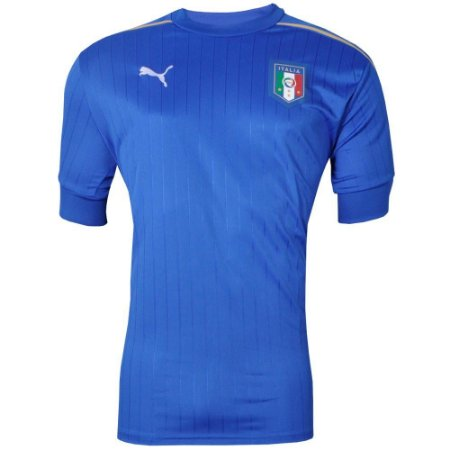 Camisa Itália Jogo I 1516 Puma Masculina
