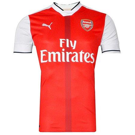 21f8d731f6 Camisa Arsenal Jogo I 1617 Puma Masculina - TuttiSports - De ...