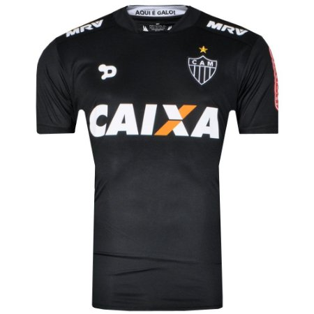 Camisa Atlético Oficial III 2016 Dry World Masculina