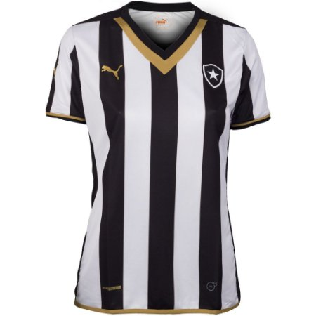 Camisa Botafogo Jogo I Puma 2014 Feminina