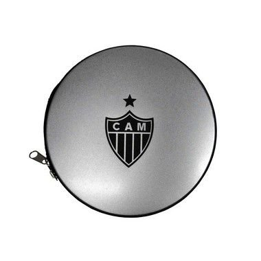 Porta CD Metalico Atlético