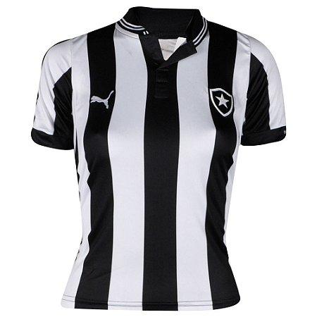Camisa Botafogo Jogo I 2018 Puma Feminina