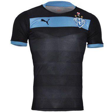 Camisa Paysandu Goleiro 2015 Puma Masculina