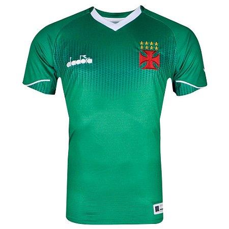 Camisa Vasco Gol II Fan Diadora 2018 Masculina