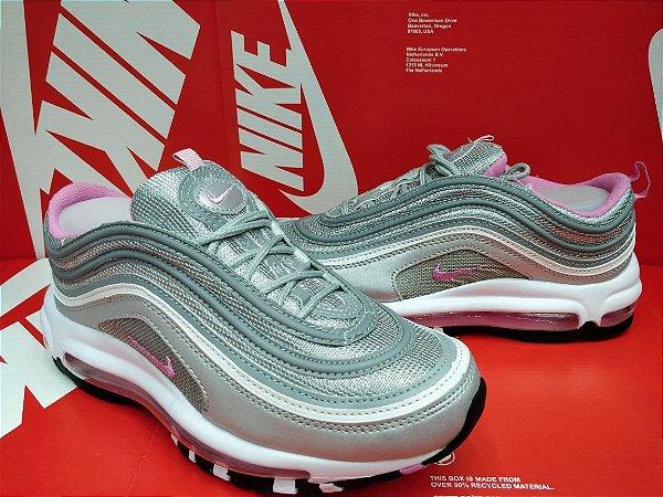 Tênis Nike Air Max 97 Ultra Rosa - calcapes ca744cb7421d7