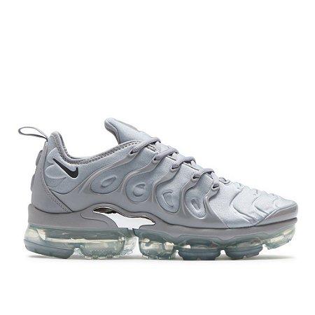 Tênis Nike Air Vapormax Plus Branco (Triple White) - calcapes 3b1898ab0cb4e