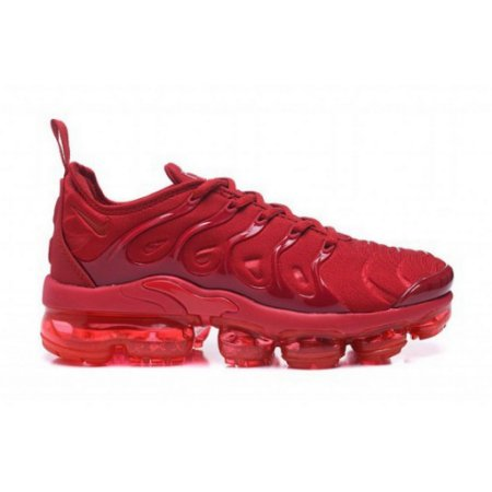 Tênis Nike Air Vapormax Plus TN Vermelho - calcapes f7bff4707796d