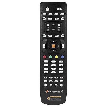 Controle Remoto para Azamérica S1006 / Azamérica s1007