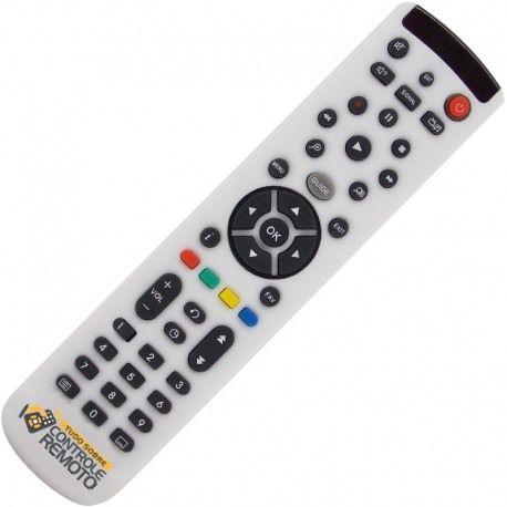 Controle Remoto para Atto Net X Full HD