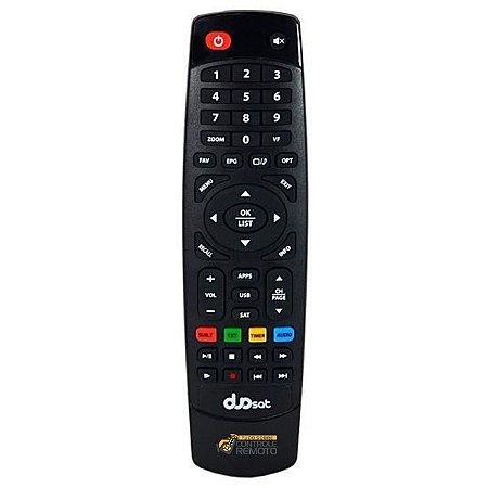Controle Remoto para Duosat Maxx HD