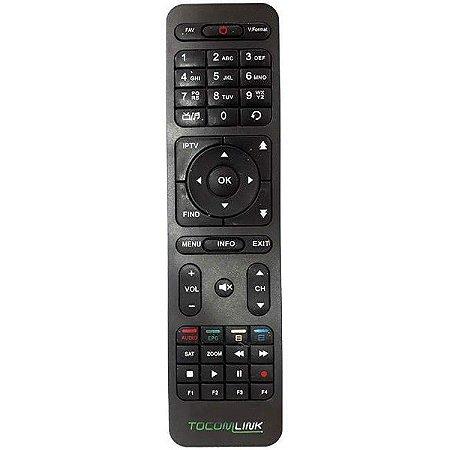 Controle Remoto para Tocomlink Cine HD2