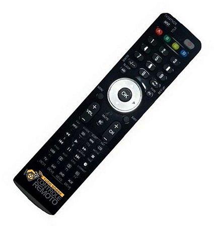Controle Remoto para receptor Tocomlink Cine HD