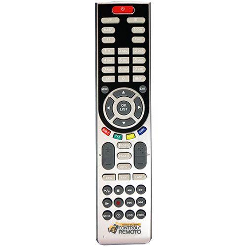 Controle Remoto para Superbox Prime HD / Superbox Prime HD2 /Superbox S9000 HD /  Superbox Smart Mini HD