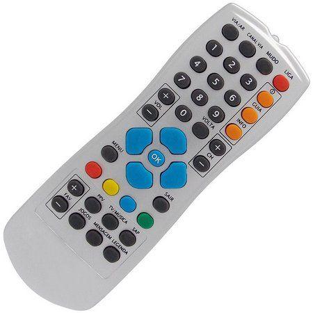 Controle Remoto para Claro Tv
