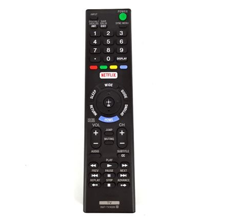 Controle Remoto para TV LED Sony RMT-TX102B