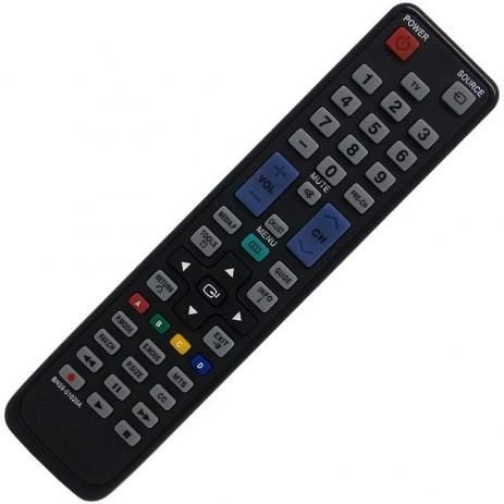 Controle Remoto para TV LCD  LED Samsung BN59-01020A