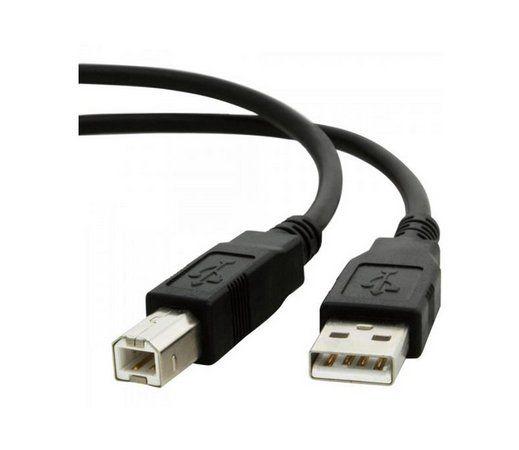 Cabo para Impressora 3 Metros USB A/B