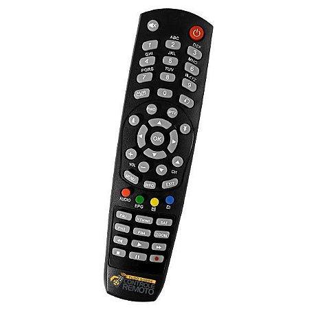 Controle Remoto para Tocomsat Duplo Lite HD2