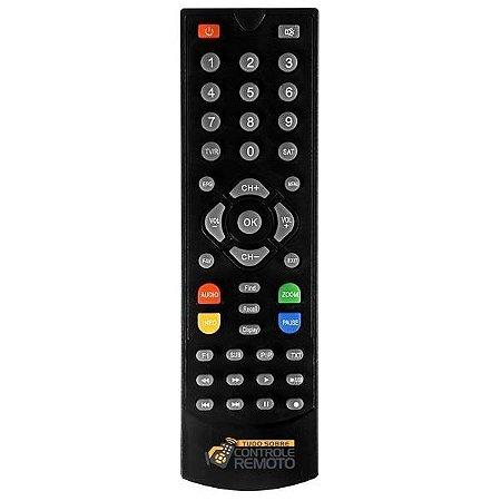Controle Remoto para Globalsat Gs 300