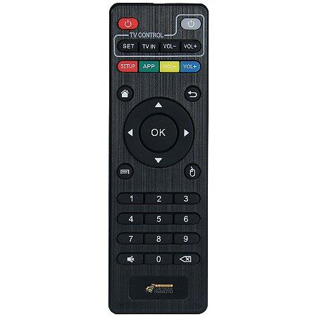 Controle Remoto para MXQ Plus 6k