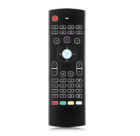 Controle Remoto SuperTv Black X - Air Mouse