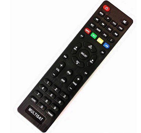Controle Remoto para Multisat M100 Plus