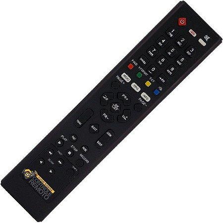 Controle Remoto para Azamerica  S809 / S810B / S812