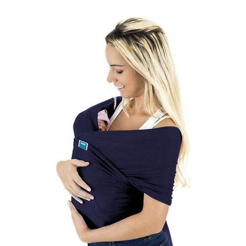 Sling WRAP Azul 3,5 a 16 kg - KaBaby