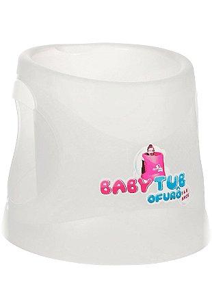Banheira BABYTUB OFURÔ CRYSTAL Transparente - BabyTub