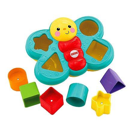 Brinquedo Encaixa Borboleta