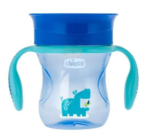 Copo PERFECT CUP 12M+ 200ml Azul - Chicco