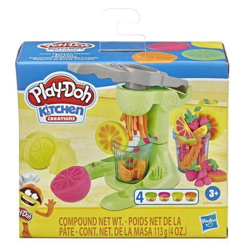 Brinquedo Massinha de Modelar Kitchen Creations Máquina de Sucos Tropicais Play-Doh - Hasbro