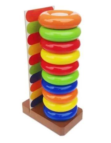 Brinquedo Combine e Encaixe - Carimbras
