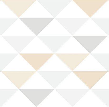 Papel de Parede Coleção Brincar Geométrico Cores I - Bobinex