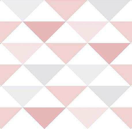 Papel de Parede Coleção Brincar Geométrico II - Bobinex