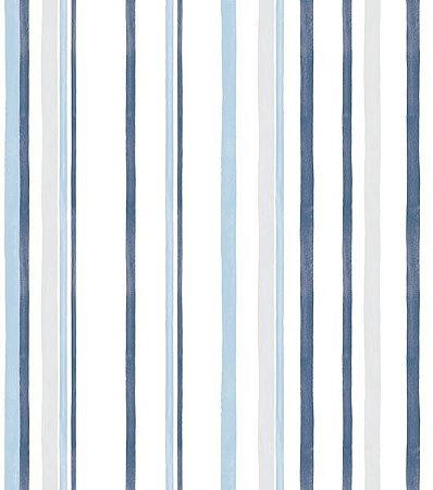 Papel de Parede Coleção Brincar Azul II - Bobinex