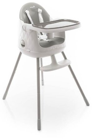 Cadeira de Alimentação JELLY Grey - Safety 1st