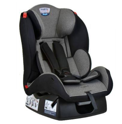 Cadeira para Auto MATRIX EVOLUTION K Mesclado Cinza de 0 até 25 kg - Burigotto