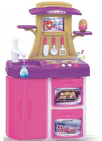 Cozinha Princess Meg - Magic Toys