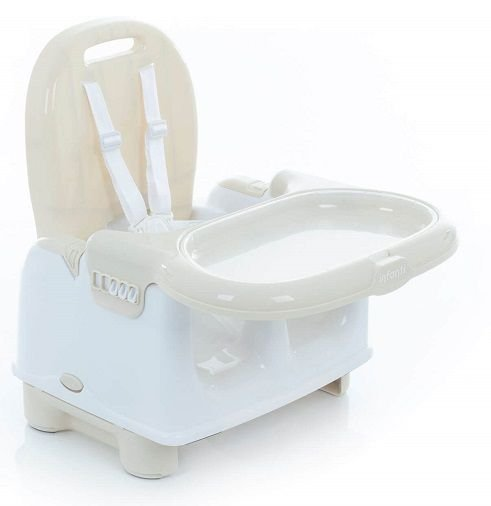 Cadeira de Alimentação MILA Bege - Infanti