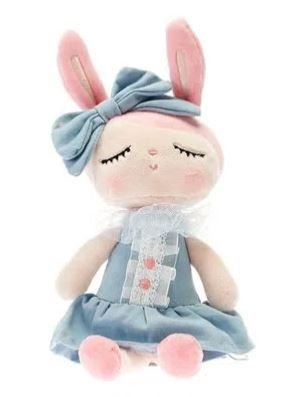 Boneca METOO Mini Doll ANGELA Liz Azul 20cm - Metoo