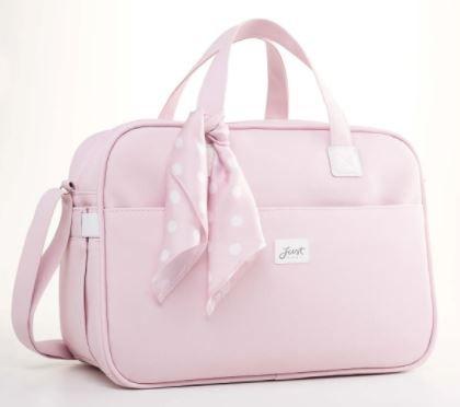 Bolsa de Maternidade Candy Rosa - Just Baby