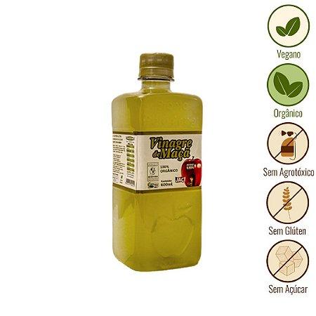 Vinagre de Maçã 0,99% Orgânico Catarina (600ml)