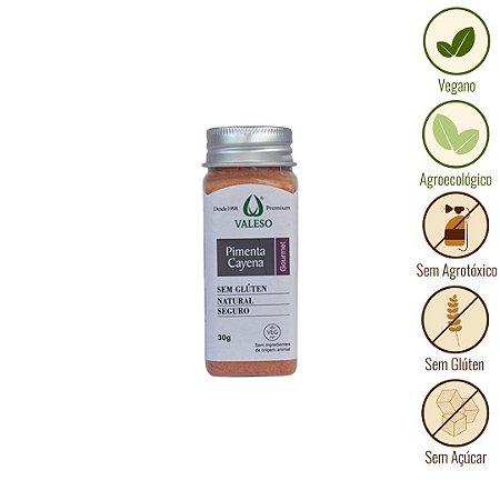 Pimenta Cayena Agroecológica Valeso (30g)