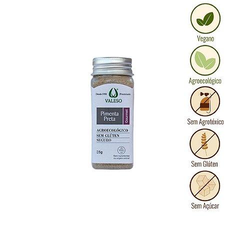 Pimenta Preta Moida Agroecológica Valeso (35g)
