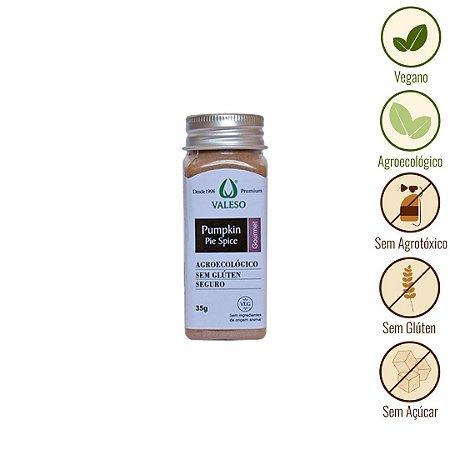 Pumpkin Pie Spice Agroecológico Valeso (35g)